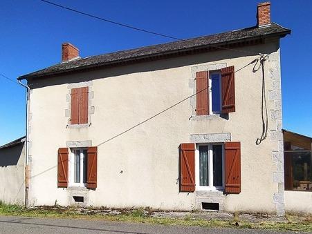 vente maison Menat 60000 €