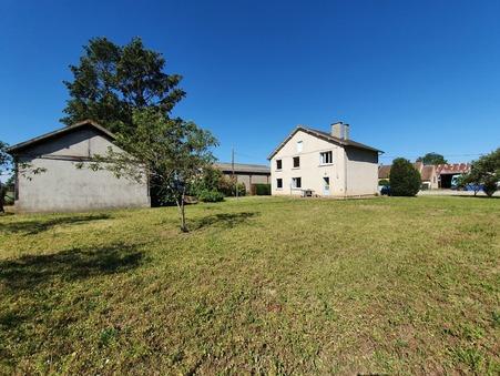 Vente maison Saint-Pourçain-sur-Sioule 150 m²  124 000  €
