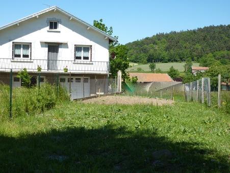 vente maison YSSINGEAUX 85m2 92000€