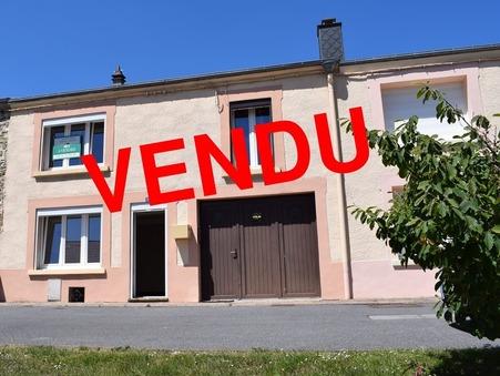 vente maison LES MAZURES 105m2 106000€