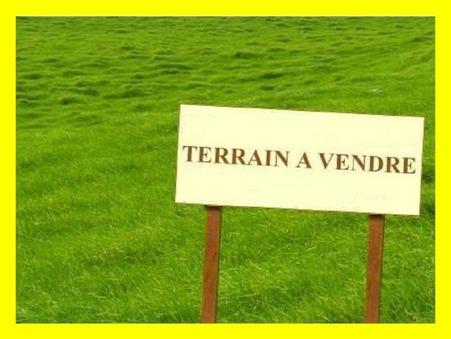 terrain  50000 €