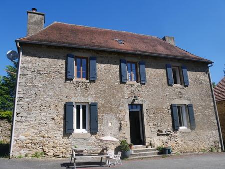 vente maison Saint-Yrieix-la-Perche 130m2 281500€