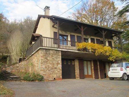 Vends maison MARCILLAC VALLON  169 280  €