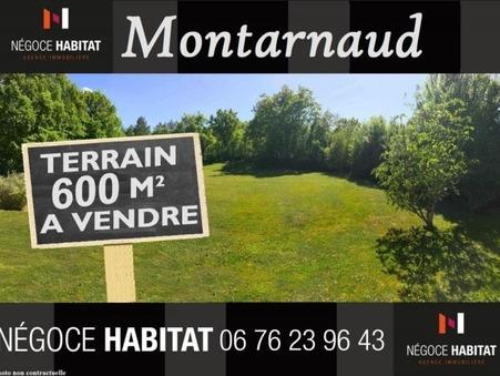 vente terrain montarnaud 600m2 185000€