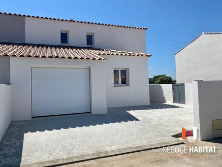 vente maison villeneuve les maguelone 113m2 383000€