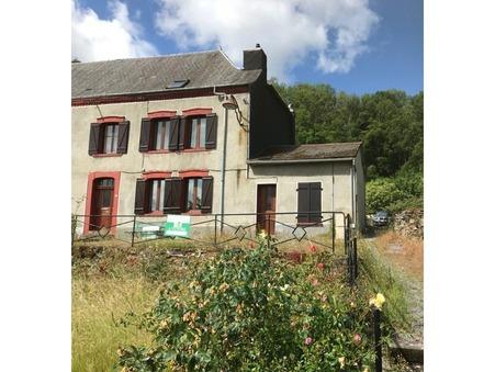 Acheter maison Montherme 84 000  €