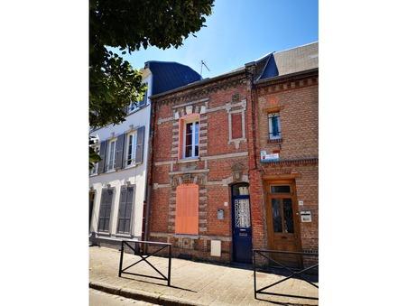A vendre maison ABBEVILLE 73 m² 88 000  €