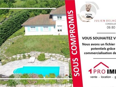 Vente maison GRENOBLE 160 m²  630 000  €