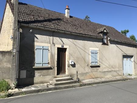 vente maison SANCOINS 80m2 25000€