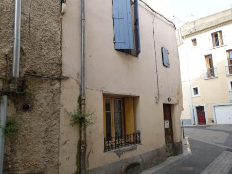 Vends maison BEZIERS 65 000  €