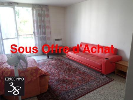 Vendre appartement Saint-Martin-d-Heres 89 000  €