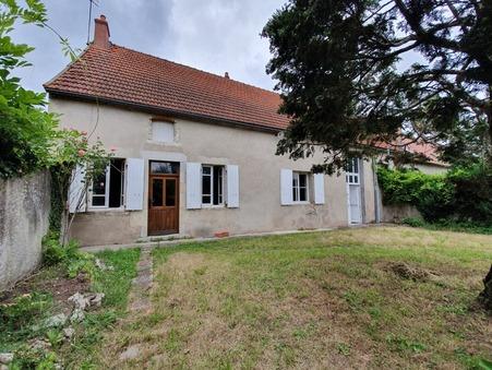 Vente maison Saint-pourçain-sur-sioule 76 m² 75 000  €