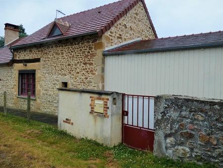 vente maison CERILLY 162750 €
