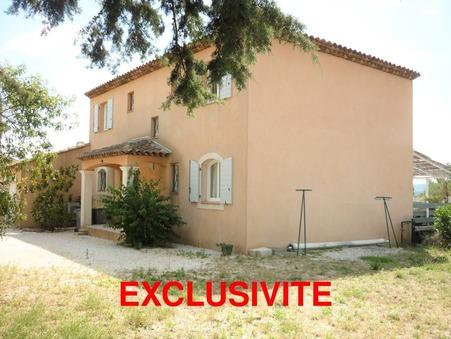 vente maison PUGET VILLE 160m2 485000€