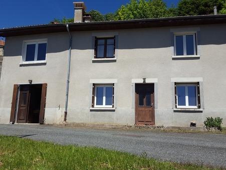 vente maison La chambonie 63000 €