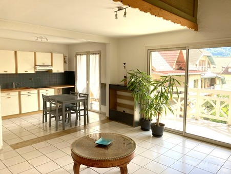 vente appartement SALLANCHES 58.8m2 199000€
