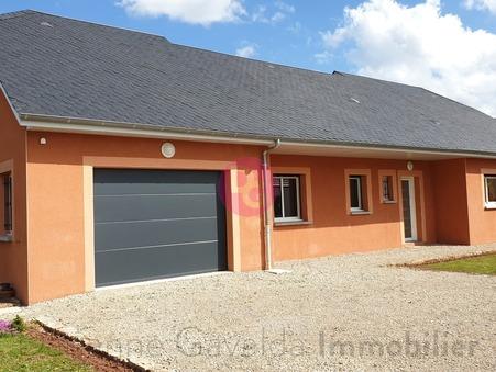 vente maison Saint-Christophe-Vallon 107m2 262000€