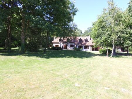 vente maison NEUVY SUR BARANGEON 160m2 304500€