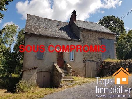 vente maison La salvetat peyrales 85 400  € 82 m�