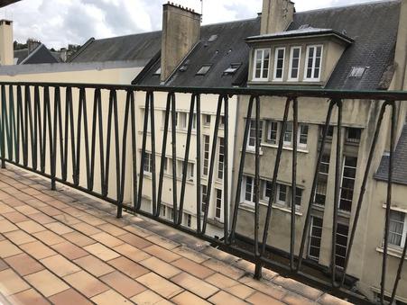 vente appartement LISIEUX 72m2 107000€