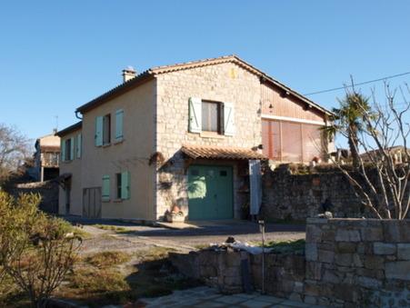 vente maison Lablachere 151m2 328000€