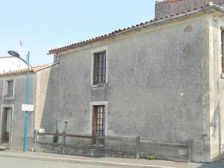 Vends maison LA CHATAIGNERAIE 43 000  €