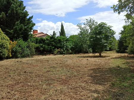 vente terrain Saint-Hilaire 0m2 167000€
