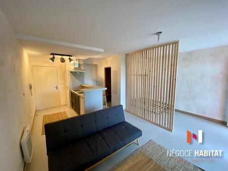 vente appartement montpellier 31m2 109500€