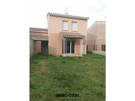vente maison CAZERES 82m2 139000€