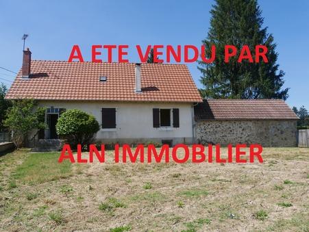 vente maison LA MEYZE 70m2 75500€