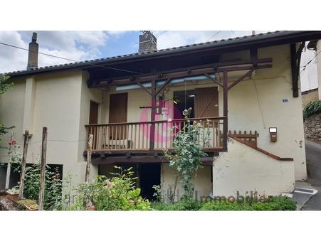 vente maison VIVIEZ 77m2 50000€