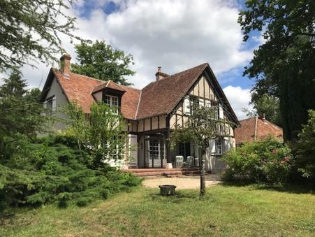 vente maison NEUVY SUR BARANGEON 370m2 357000€