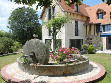 vente maison LISIEUX 434m2 749000€