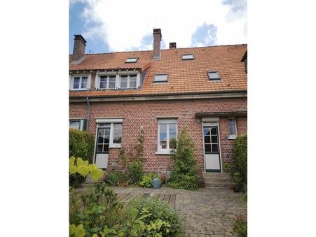 A vendre maison ABBEVILLE 105 m²  194 000  €