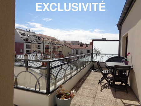vente appartement CHOISY LE ROI 63m2 296000€