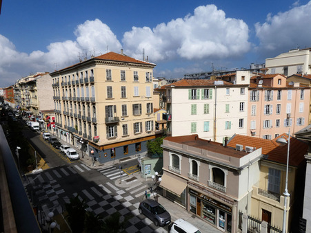 vente appartement Nice 51.35m2 365000€