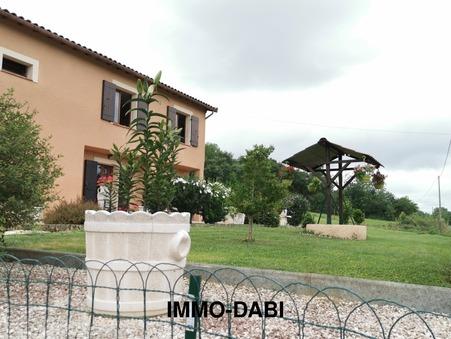 vente maison LE FOUSSERET 228m2 420000€