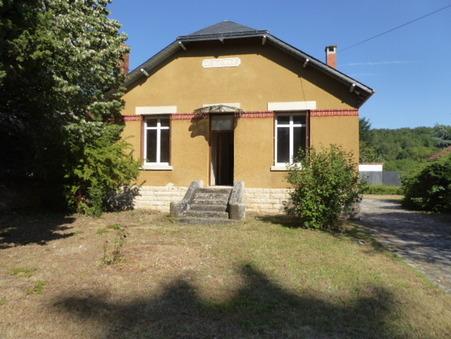 vente maison CHAUVIGNY 105m2 116900€