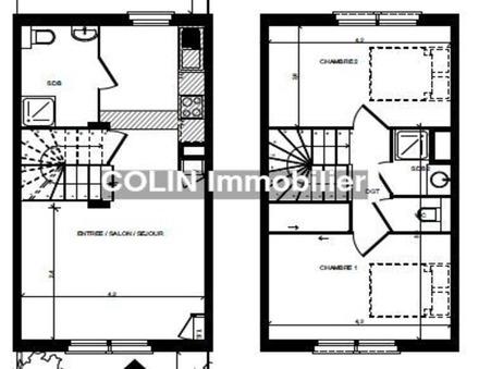 Vendre maison VILLEFRANCHE SUR SAONE  198 000  €