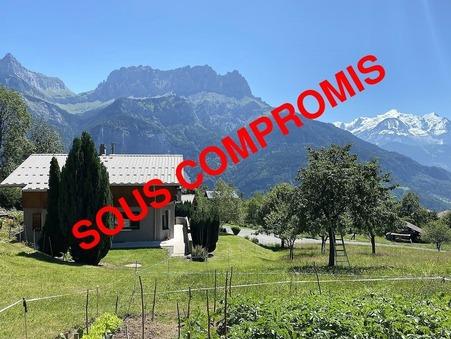 vente maison Sallanches 150m2 420000€