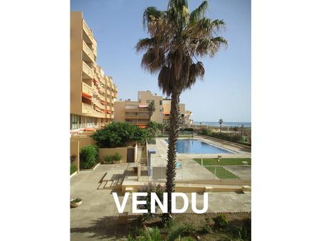 vente appartement LE BARCARES 50m2 169000€