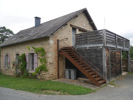vente maison Saint-Yrieix-la-Perche 200m2 189000€