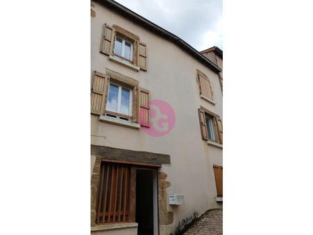 Vente maison DECAZEVILLE 116 m² 32 000  €
