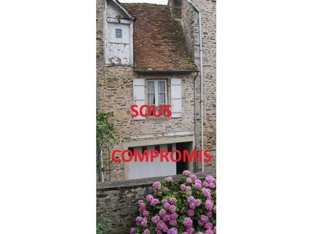 vente maison Saint-Yrieix-la-Perche 65m2 23000€