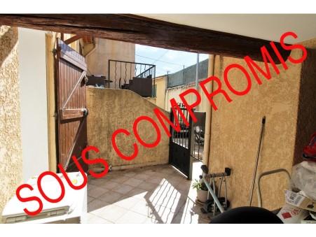 vente maison MARSEILLE 13EME ARRONDISSEMENT 75m2 190000€