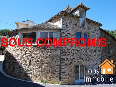 Vends maison Najac 98 000  €