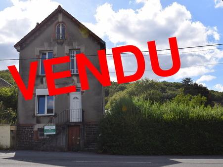 Vends maison BOGNY SUR MEUSE 93 000  €