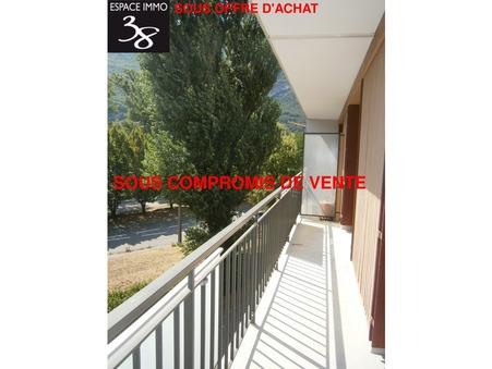A vendre appartement FONTAINE 77 000  €