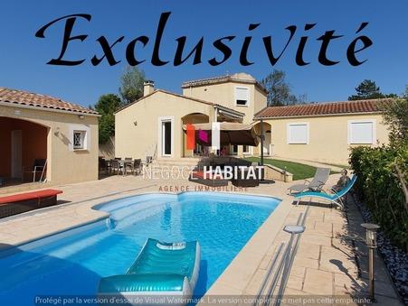 vente maison aubais 550000 €