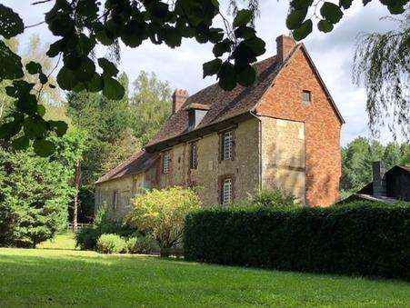vente maison LISIEUX 370m2 787000€